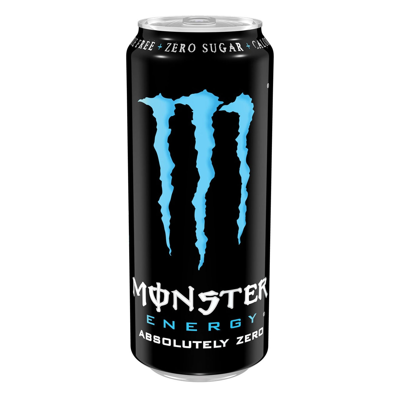 Bebida energética Monster Absolutely Zero 50 cl.