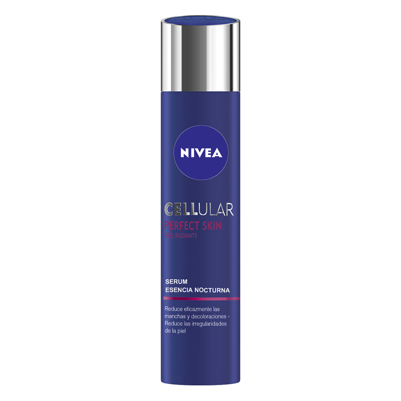 Serum Cellular Piel Radiante esencia nocturna Nivea 40 ml. -