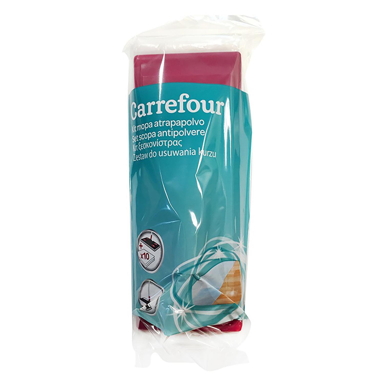 Bastidor de Mopa y 10 gamuzas desechables Carrefour - Carrefour ...