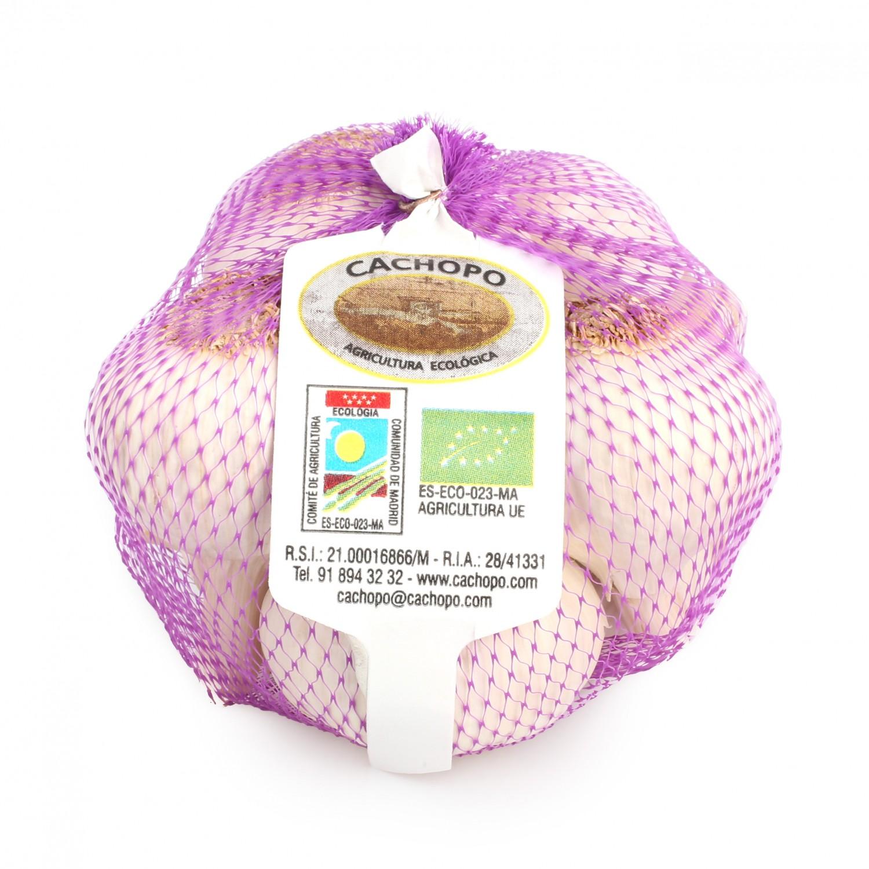 Ajo morado ecológico Carrefour granel 250 g  - 2
