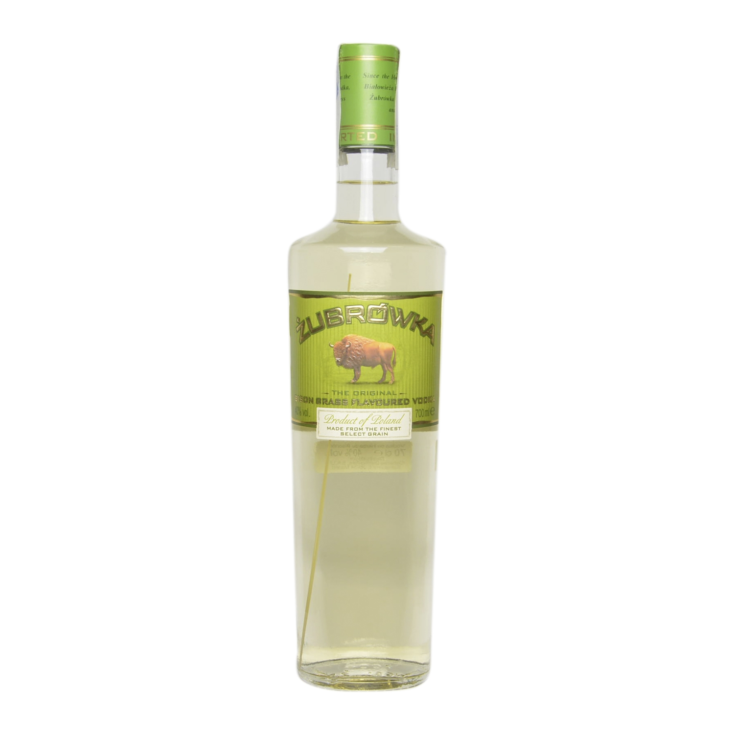 Vodka Zubrowka 70 cl.