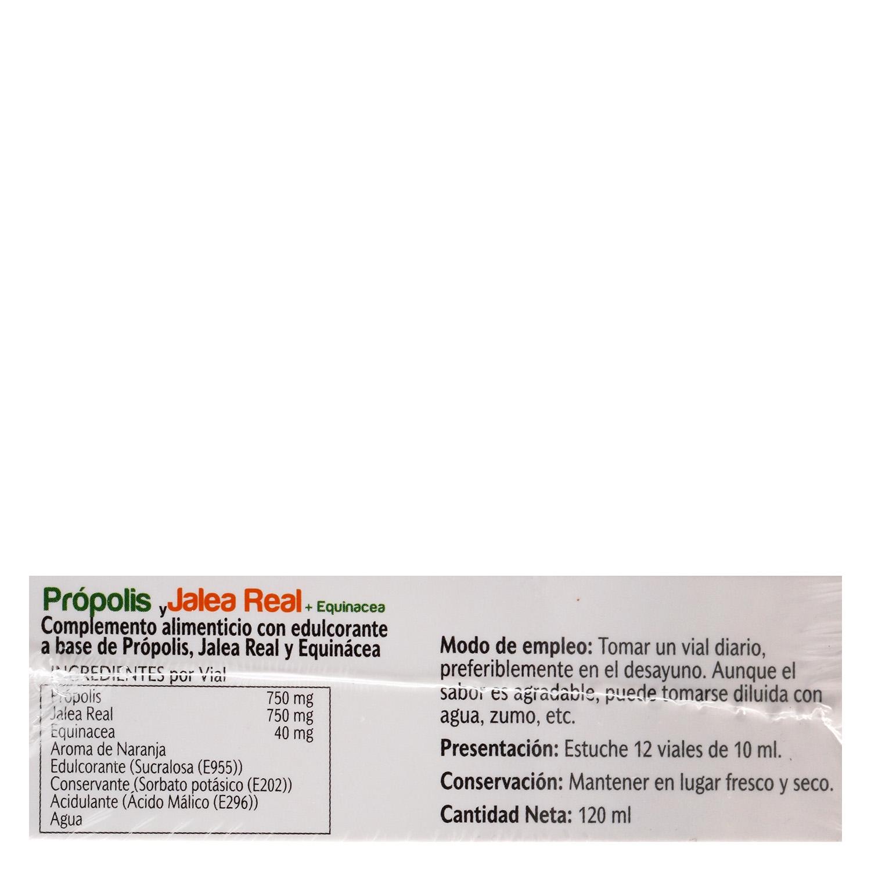Complemento alimenticio Própolis+ Jalea + Equinacea - 3