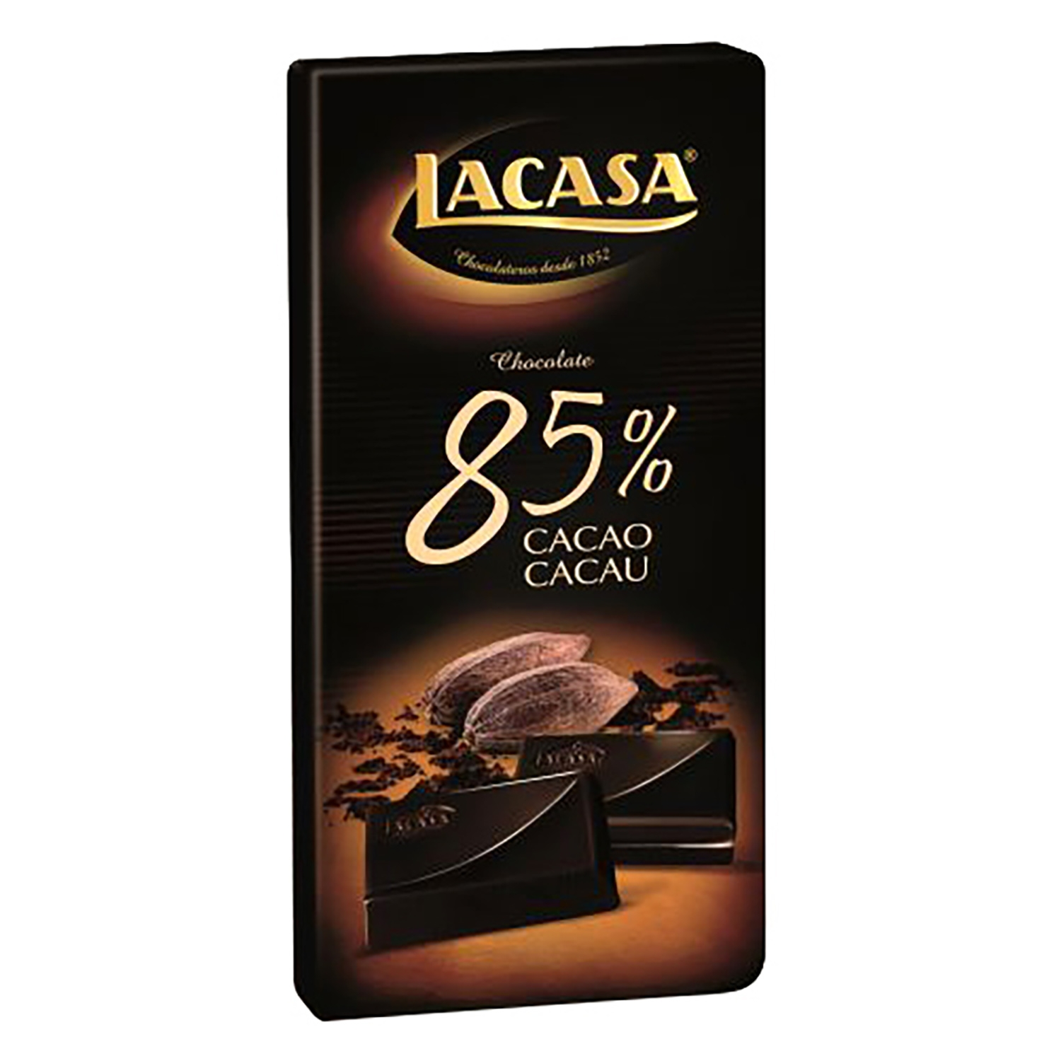 Chocolate negro 85% cacao