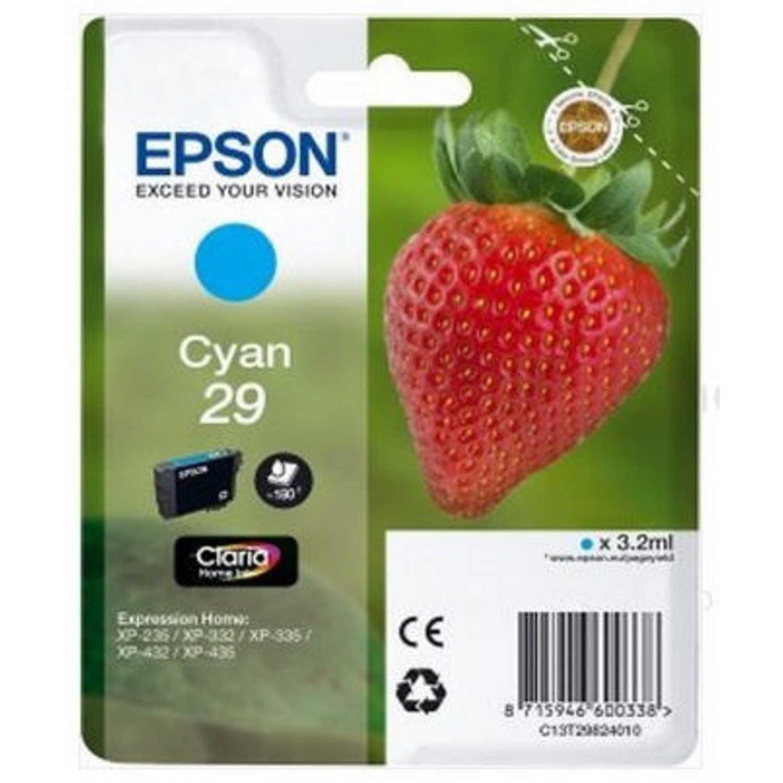Cartucho de Tinta Epson 29 - Cyan