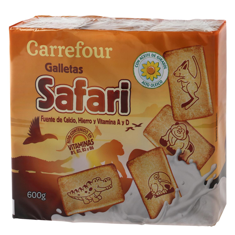 Galletas safari