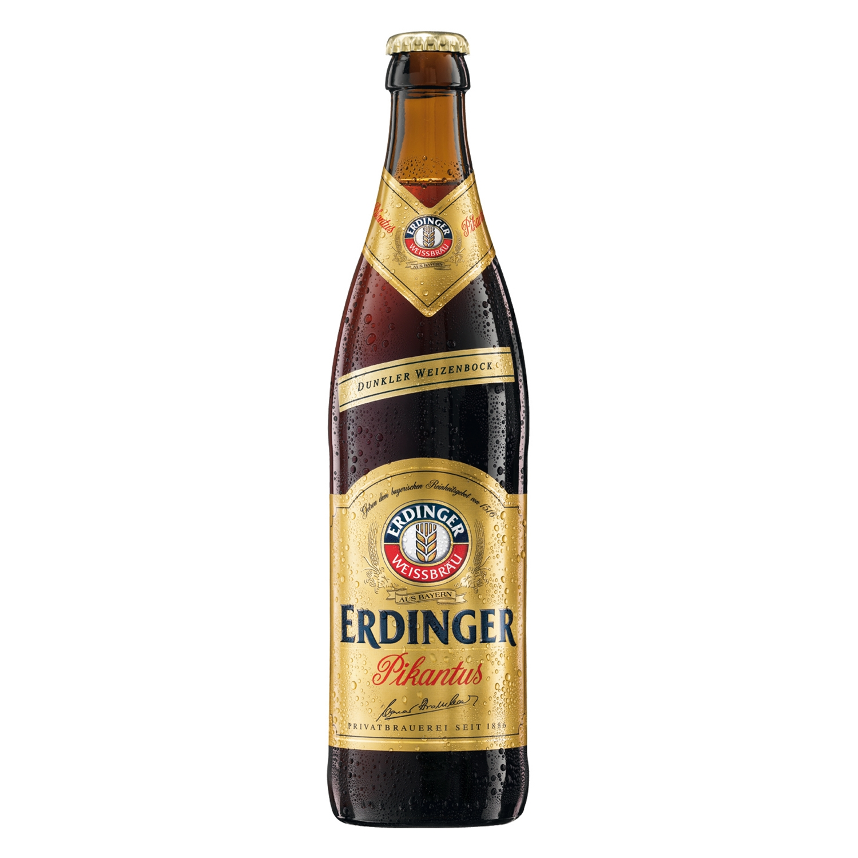 Cerveza Erdinger Pikantus botella 50 cl.