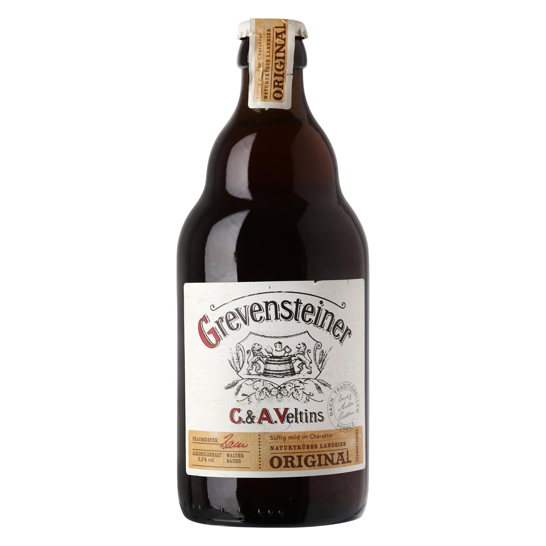 Cerveza Grevensteiner botella 50 cl.