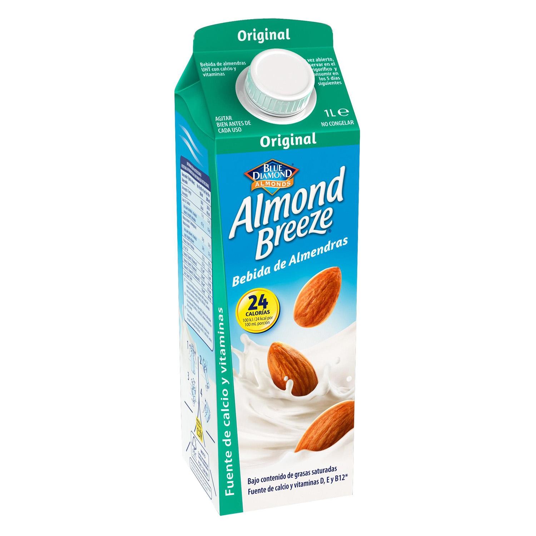 Bebida de almendras Almond Breeze brik 1 l.