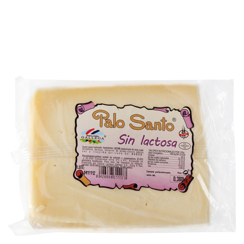 Cuña queso Palo Santo  -