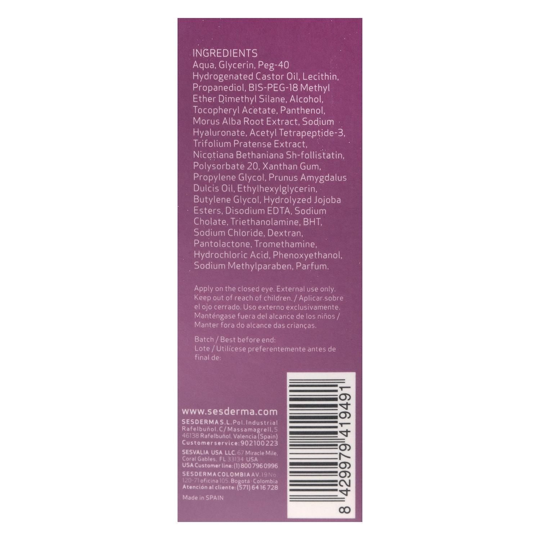 Serum activador del crecimiento de pestañas y cejas Seslash Sesderma 1 ud. - 3