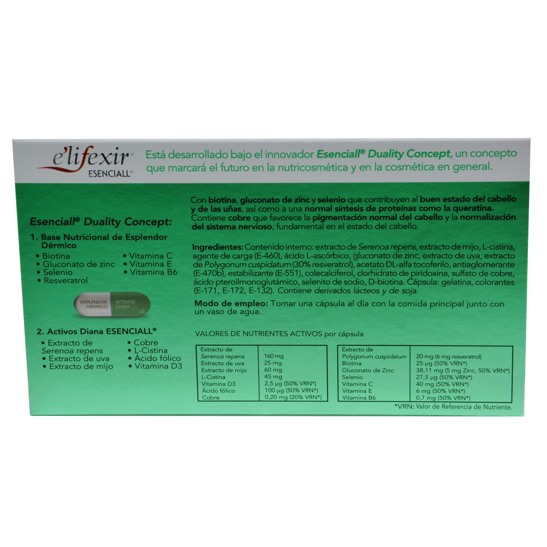 Redensificante capilar cápsulas - 2