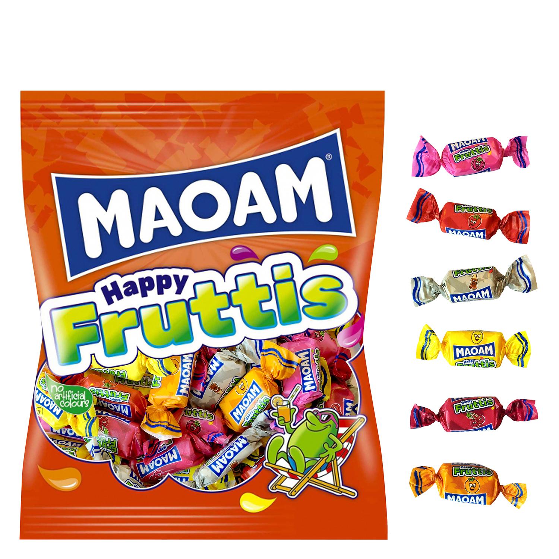 Caramelos Happy fruttis