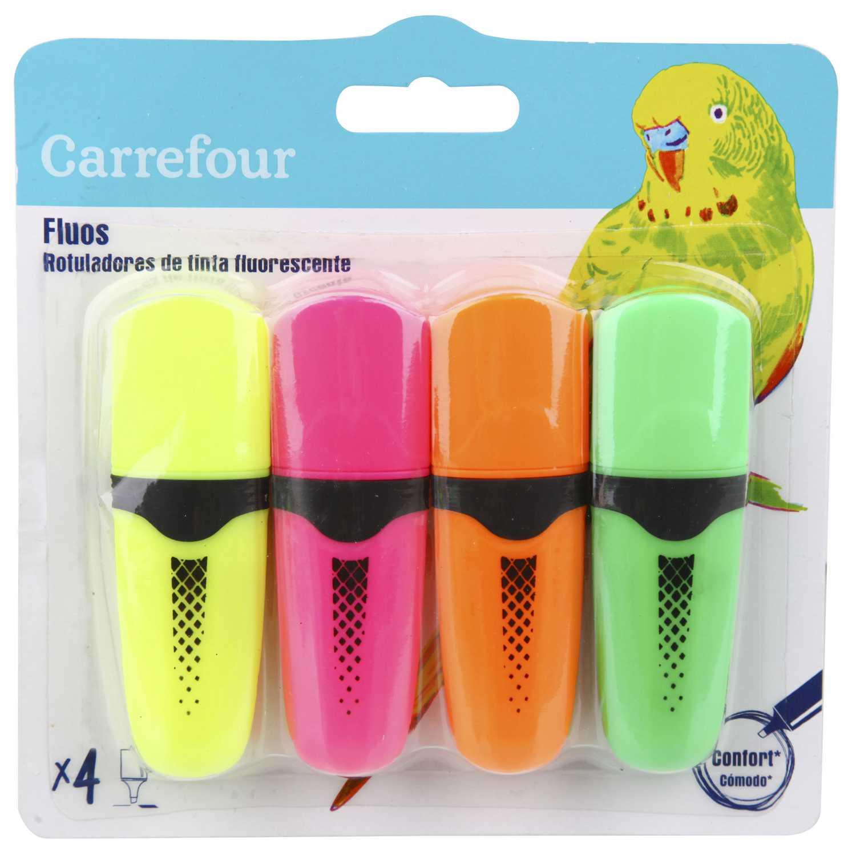 Pack 4 Fluorescentes Mini