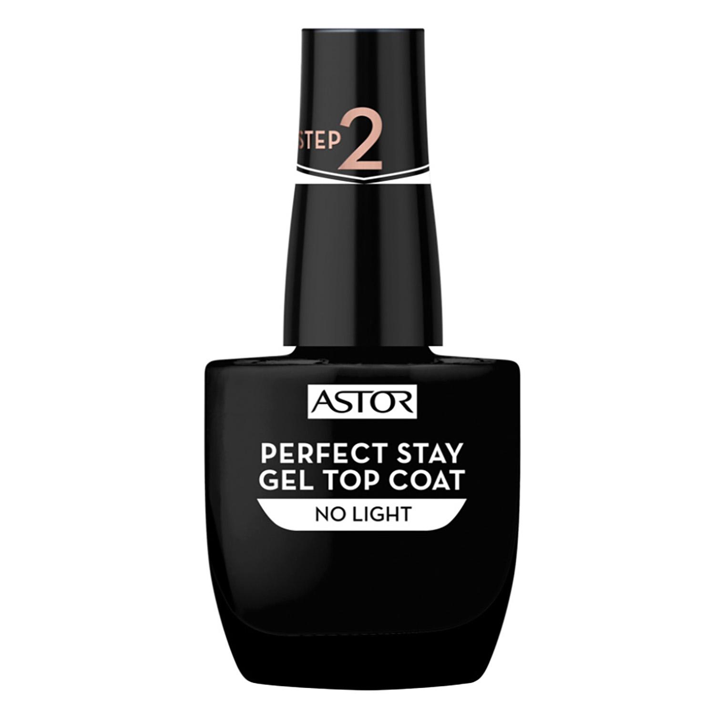 Laca de uñas Perfect Stay Gel Top Coat nº 001 Transparent Astor 1 ud.
