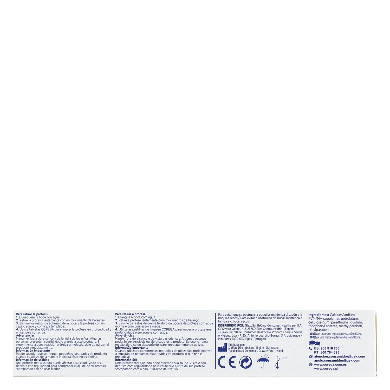 Crema fijadora para prótesis dentales ACCIÓN TOTAL - 3