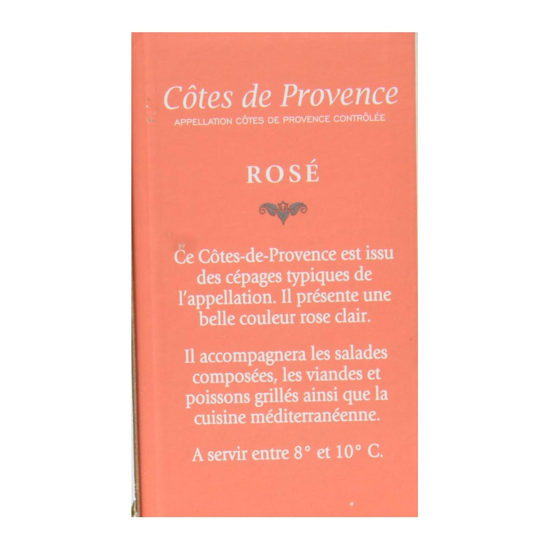 Caja de vino rosado francés - 2