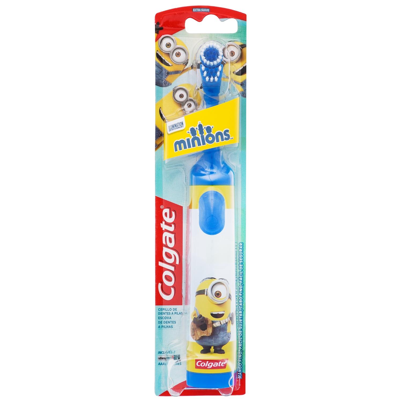 Cepillo dental eléctrico Minions Colgate 1 ud. Colgate - Carrefour ... 4f66f977daf5