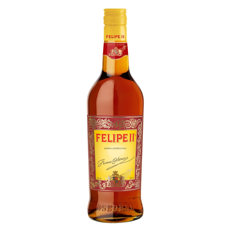 Bebida espirituosa Felipe II Agustín Blázquez 70 cl.