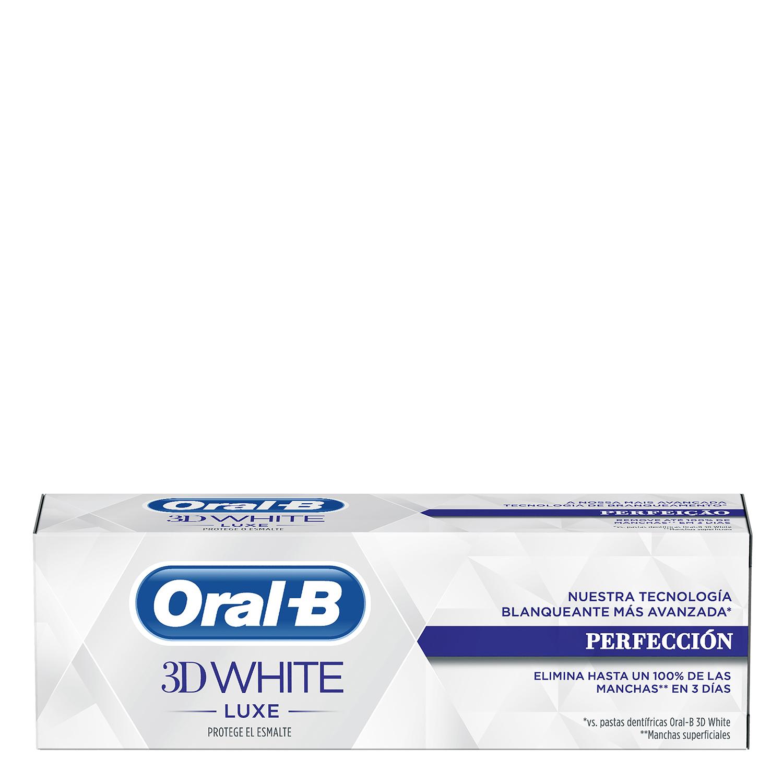 Dentífrico 3D White Luxe Perfección Oral-B 75 ml. -