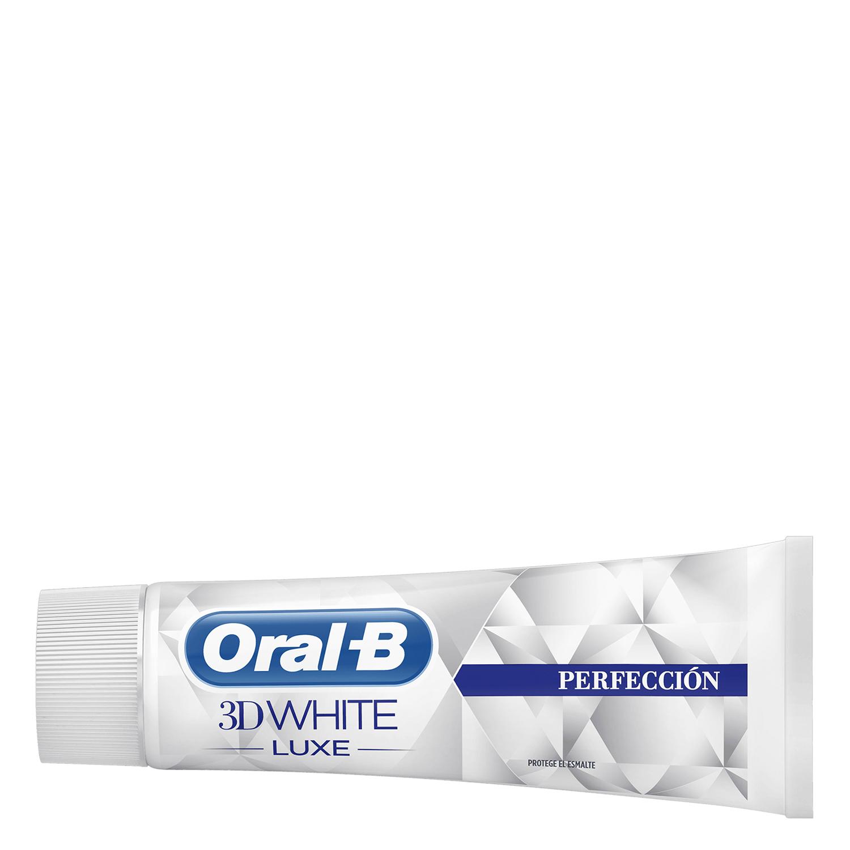 Dentífrico 3D White Luxe Perfección Oral-B 75 ml. - 2