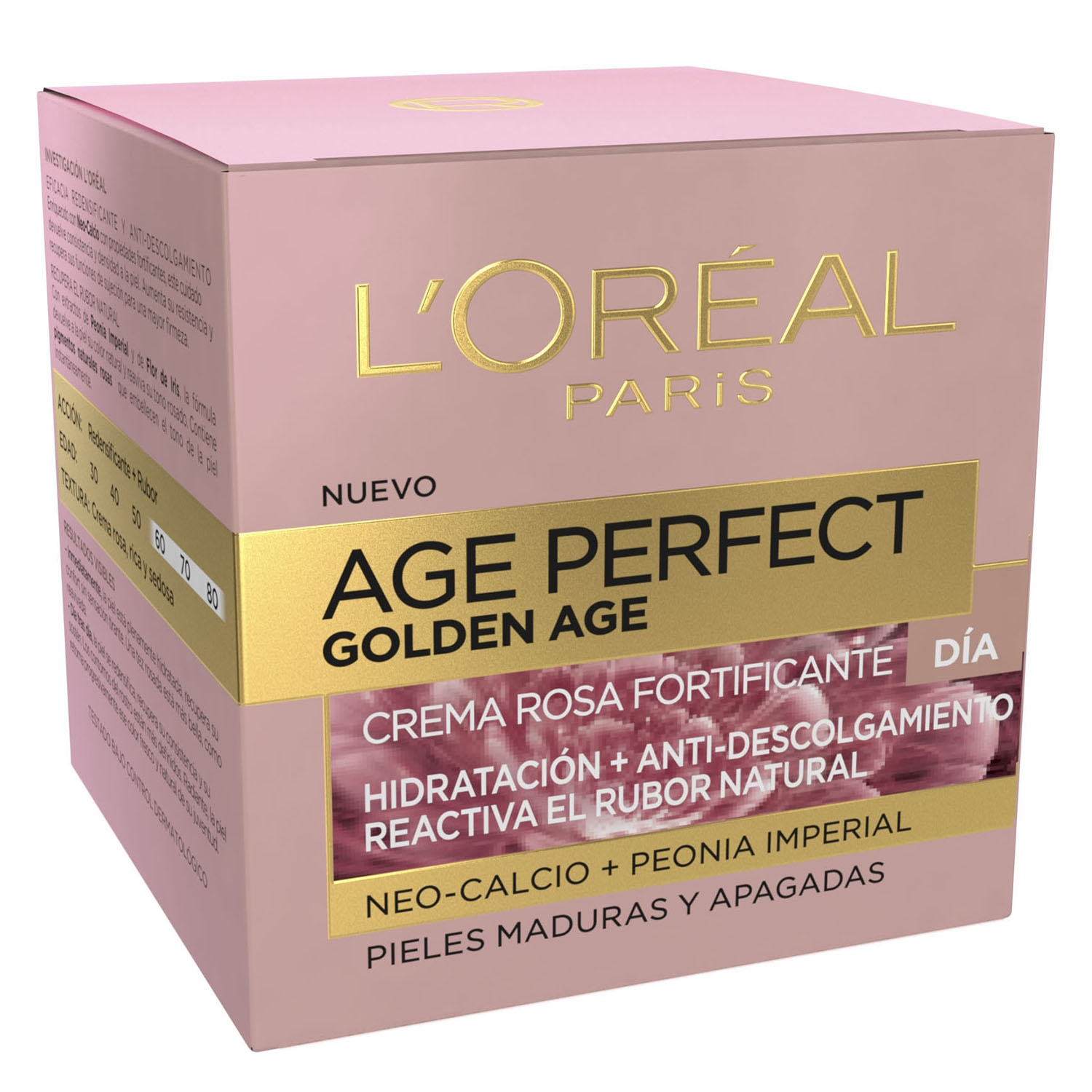 Crema fortificante Age Perfect Golden Age