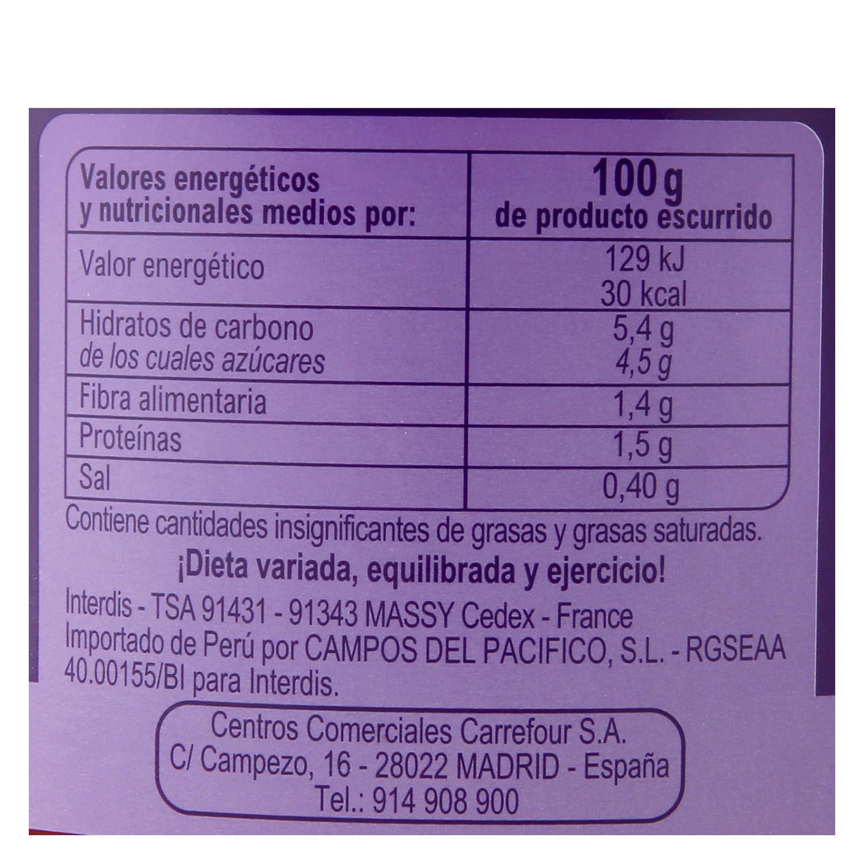 Pimientos del piquillo Carrefour 700 g. - 2