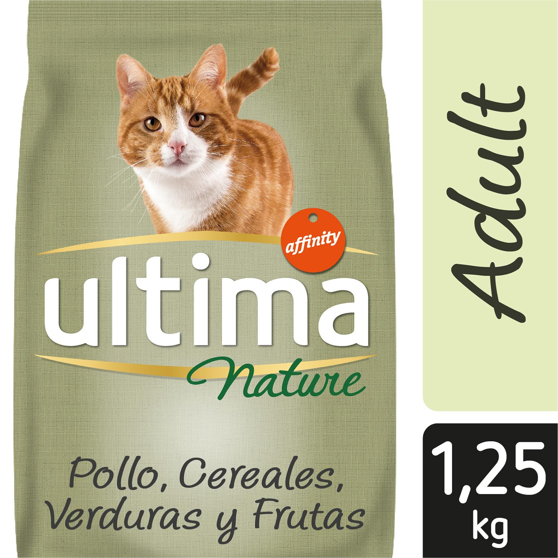 Alimento Gato Seco Nature Adulto Pollo -