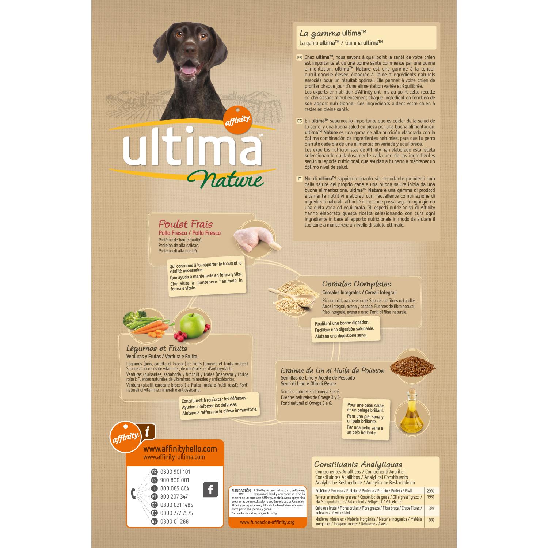Alimento Perro Seco Nature Med Maxi Adulto Pollo - 2