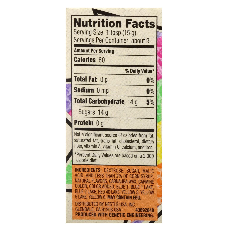 Caramelos de frutas -