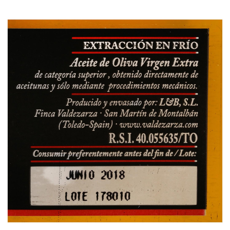 Aceite de oliva virgen extra Valdezarza 500 ml. - 2