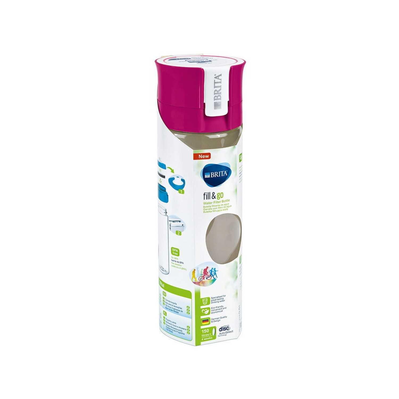 Botella BRITA Fill&Go - Rosa -