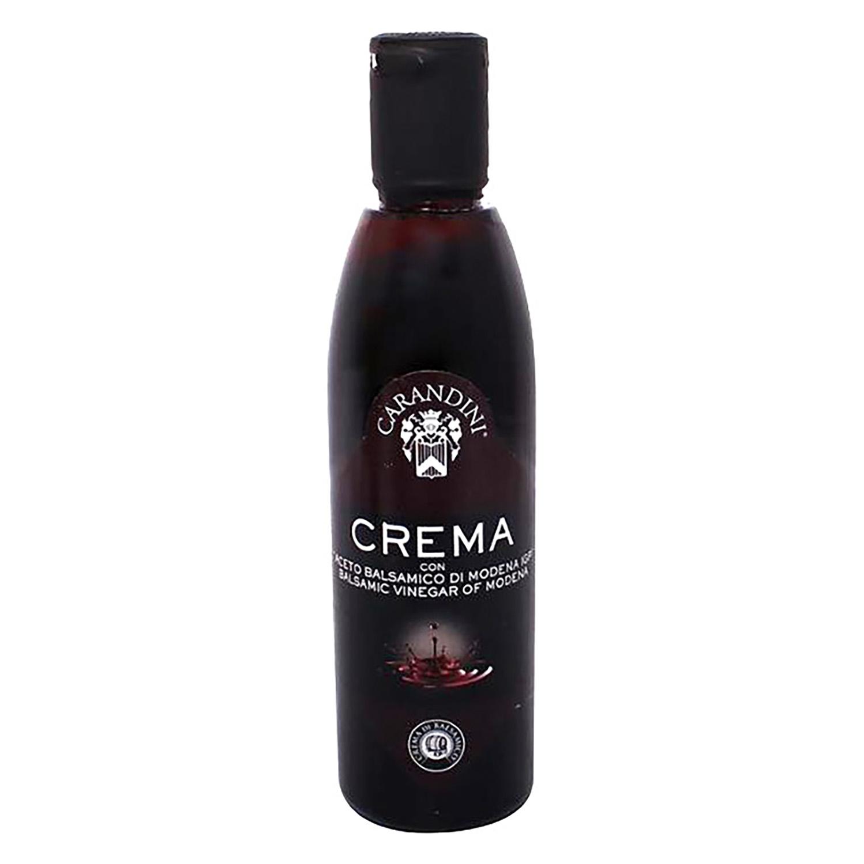 Vinagre balsámico de módena Carandini 250 ml.