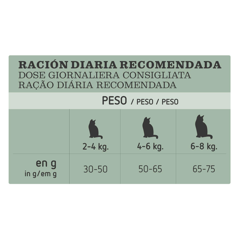 Ultima Pienso para Gato Adulto Esterilizado Sabor buey 3kg. - 4