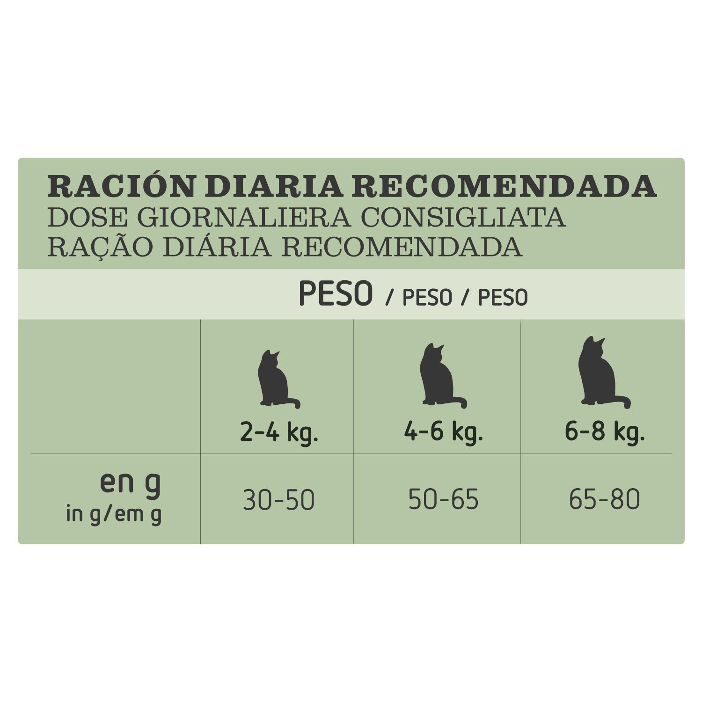 Ultima Pienso para Gato Esterilizado control bolas de Pelo Sabor Pavo 3kg. - 4