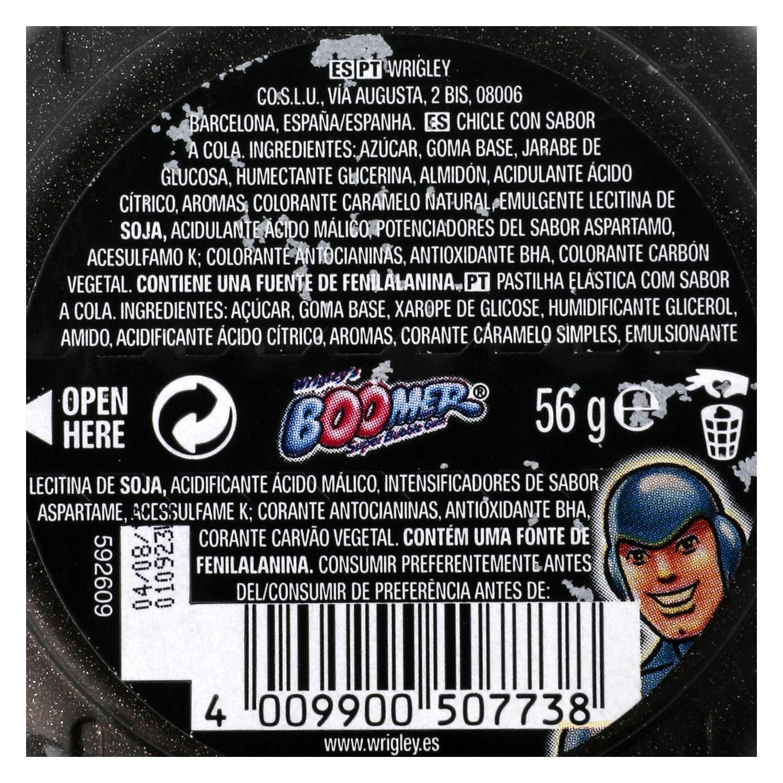 Chicle sabor cola Mariroll Boomer 1 ud. -