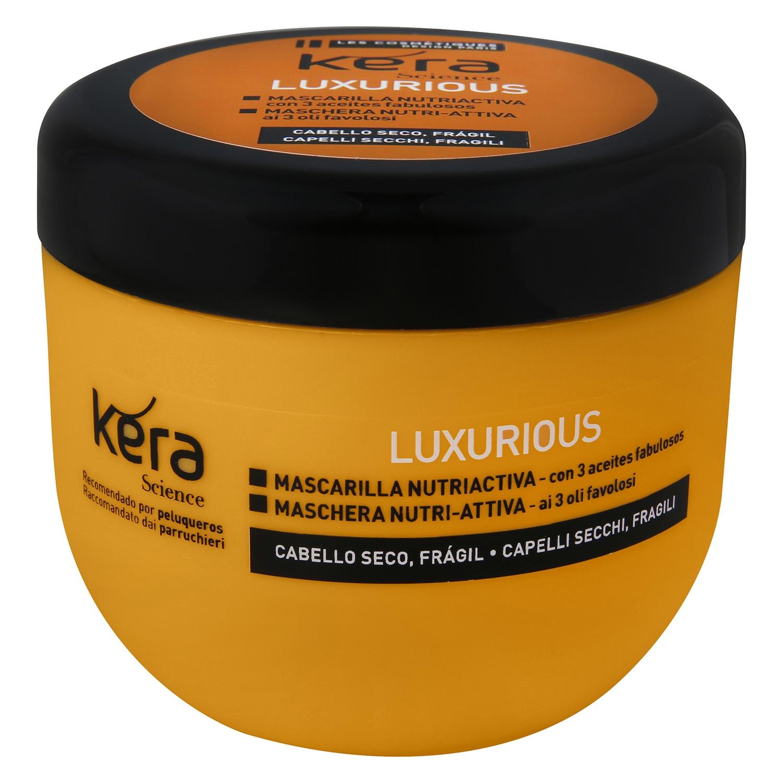 Mascarilla elixir con 3 aceite fabulosos Luxurious