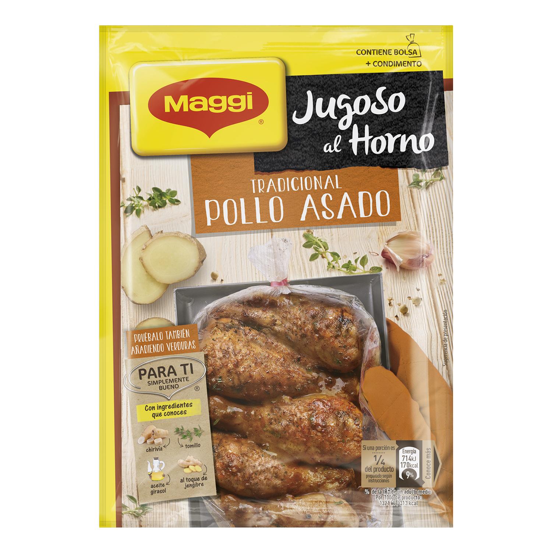 Sazonador para pollo asado Maggi 1 ud.