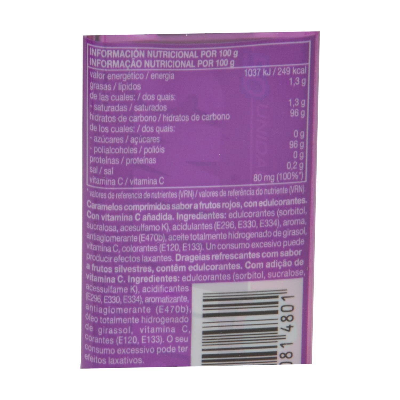 Caramelos frutos rojos - 2