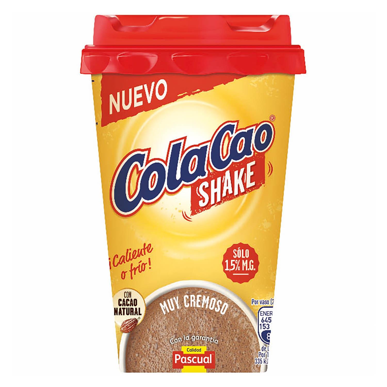 Batido de cacao Cola Cao 200 ml.