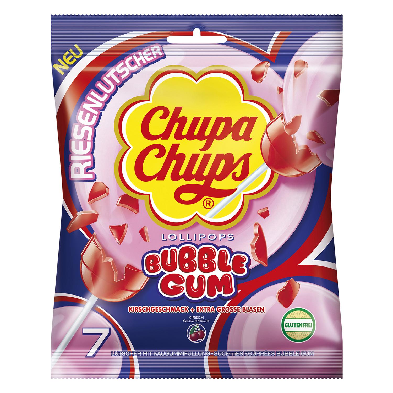 Chupa chups con chicle