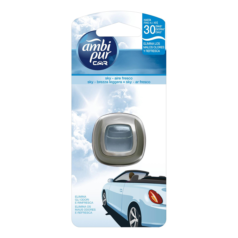 Ambientador de coche sky - aire fresco