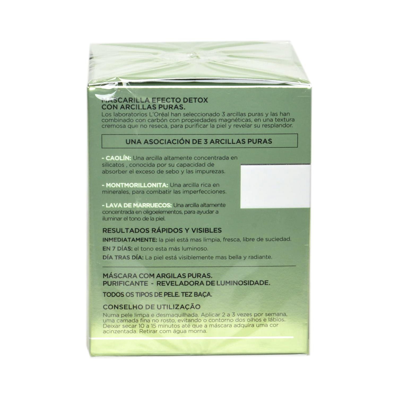 Mascarilla Efecto Detox Arcillas Puras - 2