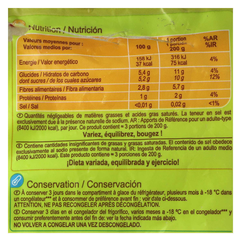 Mezcla de frutos rojos Carrefour 650 g. -