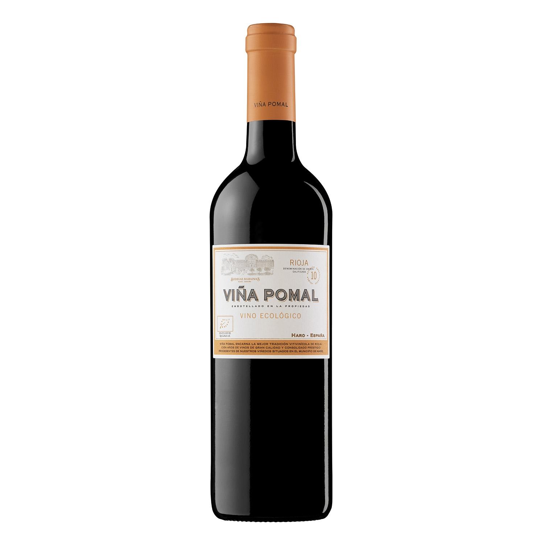 Vino D.O. Rioja tinto ecológico