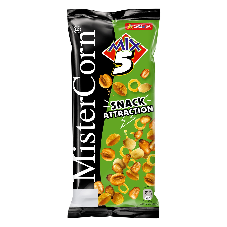 Mix Snack Attraction MisterCorn