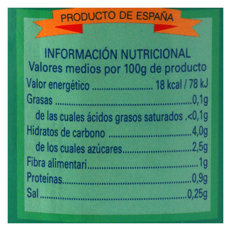 Tomate natural triturado -