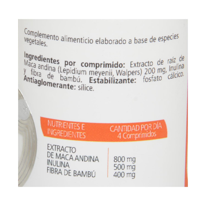 Complemento alimenticio Maca - 2