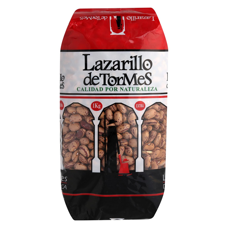 Alubia pinta categoría extra Lazarillo de Tormes 1 kg.