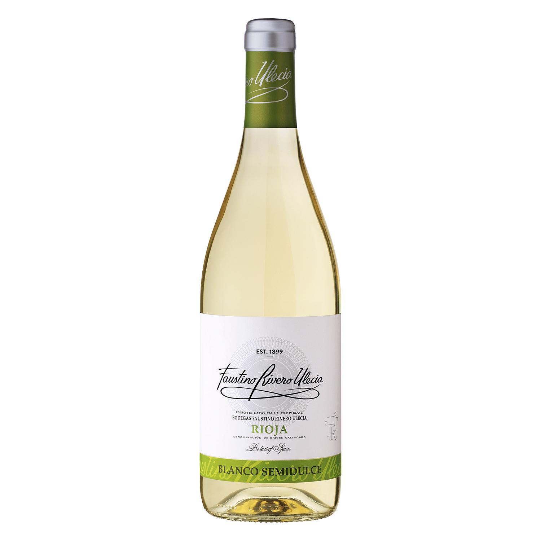 Vino D.O. Rioja blanco semidulce