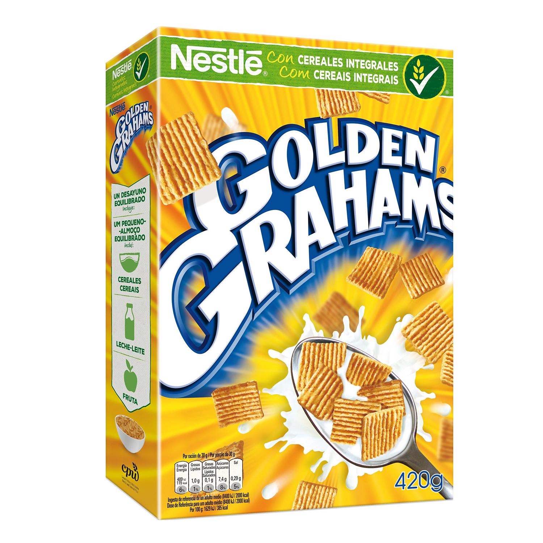 Cereales integrales Golden Grahams Nestlé 420 g.